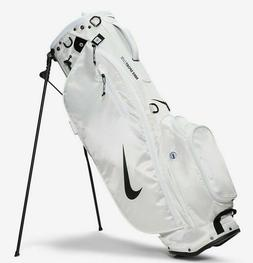 NEW 2020 Nike Sport Lite Stand Bag White/Black SOLD OUT