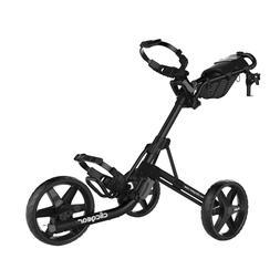 New ClicGear 4.0 Push Pull Golf Bag Cart BLACK - Clic Gear F