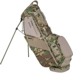 NEW PING CAMO MULTICAM HOOFER STAND BAG 2019