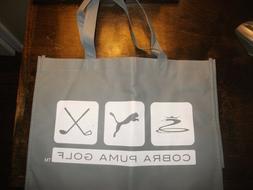 NEW Cobra puma golf  sack tote bag golf sports bag cloth lig