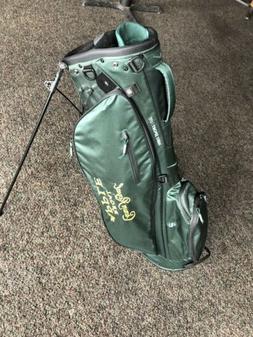 New CrownRoyal Regal Apple Nike Golf Stand Bag