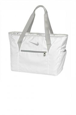 New Nike Golf Elite White/Silver Tote Bag