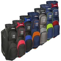 NEW BagBoy Golf Revolver FX Cart Bag 14-way Top - You Choose