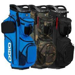 NEW Ogio Golf 2019 Alpha Convoy 514 Cart / Carry Bag 14-Way