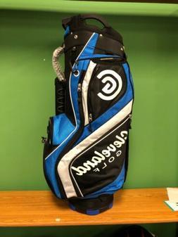 NEW Cleveland Golf 2019 CG Light Cart Bag  14-way Top - Blac