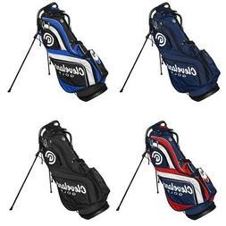 NEW Cleveland Golf 2019 CG Stand Bag Lightweight 14-way Top