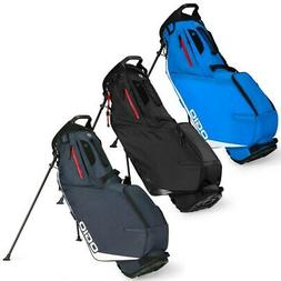 NEW Ogio Golf 2019 Shadow Fuse 304 Stand / Carry Bag 4-Way T