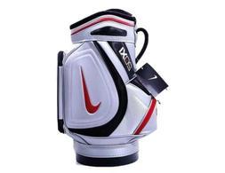 New Nike Golf 20XI Mini Range Bag / Den Caddy Caddie Silver