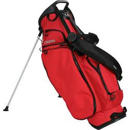 NEW Ogio Golf Alpha Club Stand / Carry Bag 4-way Top Lightwe