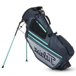 New Titleist Golf Bag Hybrid 5Charcoal | Sleet | GlassTB9SX