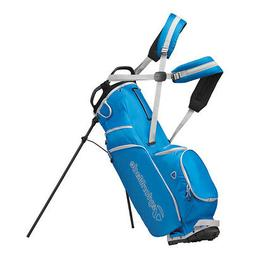 New TaylorMade Golf Bag LiteTech 3.0 Stand Bue/Gray  -  2019
