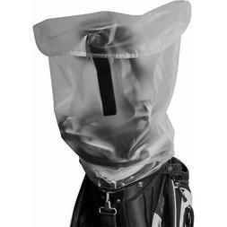 New Maxfli Golf Bag Rain Hood Cover Universal Fit Easy Acces