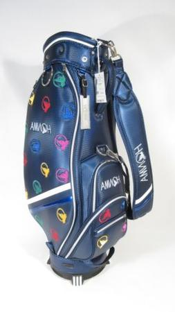 New! HONMA GOLF CB1728 CADDY BAG CART BAG -BLUE-