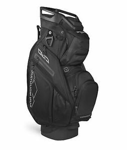 New Sun Mountain Golf C130 Cart Bag Black