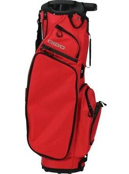 New Ogio Golf- Club Cart Bag Red
