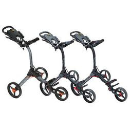 NEW BagBoy Golf Compact 3 Push / Pull Cart - You Choose the