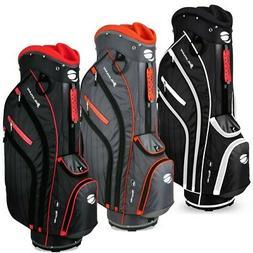 NEW Orlimar Golf CRX 14.9 Cart / Carry Bag 14-way Top - You