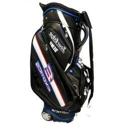 NEW Tour Edge Golf Exotics CBX 119 Demo Staff Bag Wheeled 4-