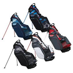 NEW Callaway Golf Hyper-Lite 5 Stand Bag - 7 WAY TOP - Choos