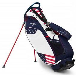 New Callaway Golf Limited Edition Hyper-Lite 3 Stand Bag Nav