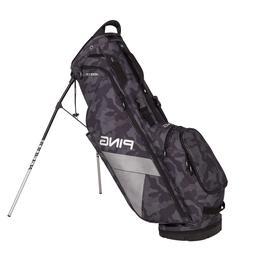 New Hoofer Lite Carry Stand Golf Bag Black Camo