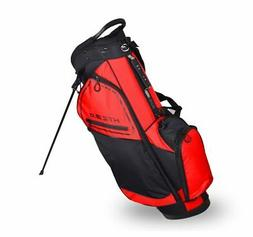 New Hot-Z Golf 3.0 Stand Bag Red/Black