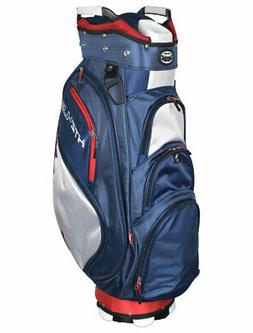 New Hot Z Golf- 4.5 Cart Bag Red/White/Blue
