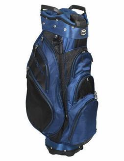 New Hot-Z Golf 4.5 Cart Bag Navy/Black
