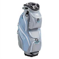 New Top Flite Ladies Women's Flawless Golf Cart Bag 14 Way T
