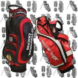 NEW Team Golf Medalist Cart or Nassau Stand Bag NHL - Pick Y