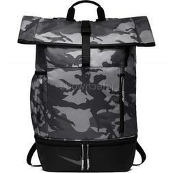 New Men Nike Sport All Over Print Golf Ball Backpack Gym Bag