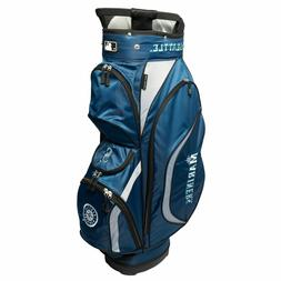 New Team Golf MLB NY Seattle Mariners Clubhouse Golf Cart Ba