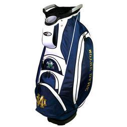 NEW Team Golf NCAA Notre Dame Victory Golf Cart Bag