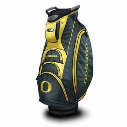 NEW Team Golf NCAA Oregon Ducks Victory Golf Cart Bag