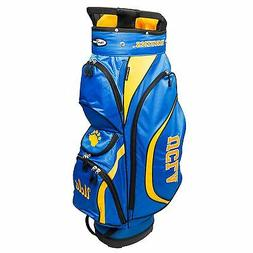 New NCAA Team Golf UCLA Bruins Clubhouse Golf Cart Bag