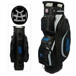 New NFL Team Golf Carolina Panthers Clubhouse Golf Cart Bag