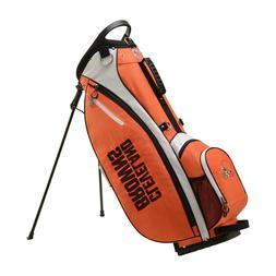 Wilson Staff - New NFL Carry Golf Bag - Cleveland Browns 201