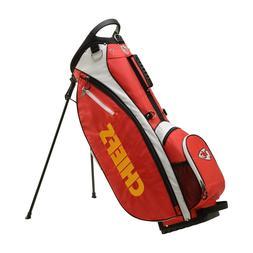 Wilson Staff - New NFL Carry Golf Bag - Kansas City Chiefs 2