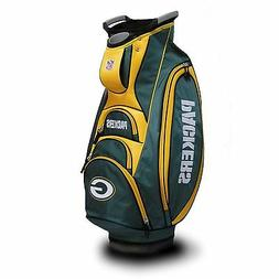 NEW Team Golf NFL Green Bay Packers Victory Cart Bag