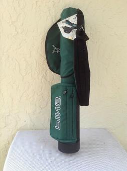 "New Old Stock PING Moon ""Sunday"" Green Golf Bag NWT w/ H"