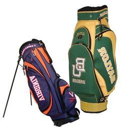 NEW Team Golf Original Stand / Cart Bag NCAA - Pick Your Tea