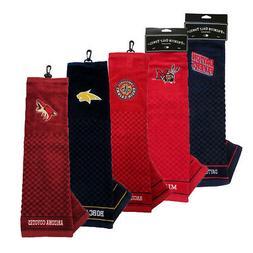 NEW Team Golf Premium Team Golf Towel For Golf Bag - Choose