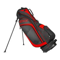New Ogio Press Golf Stand Bag 7 WAY TOP 6 POCKETS SHIPS FREE