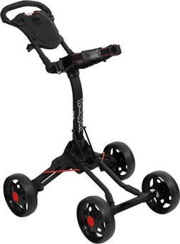New Bag Boy Quad JR Push Pull Golf Cart - Accommodates Men's