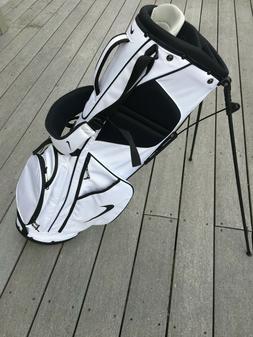 New Nike Sport Lite golf stand bag WHITE