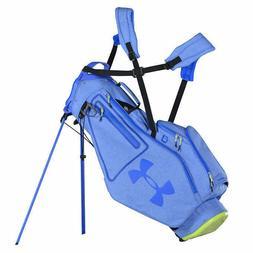 NEW Under Armour Storm Womens Speedround Golf Stand Bag Blue