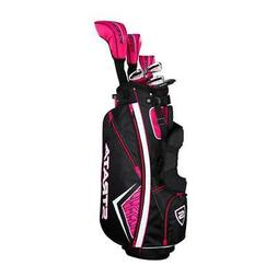 New Strata 11-Piece Women's Complete Set - Right Handed