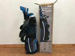 NEW Callaway Strata Ultimate 16-Piece Complete Men's Golf Se