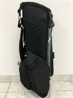 NEW Titleist Ultra Lightweight Stand Bag - Black - 2 Sided C