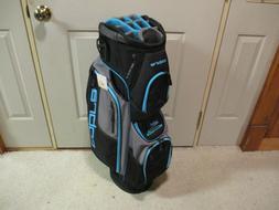 New Cobra Ultralight LADIES Golf Cart Bag Black / Blue Aster
